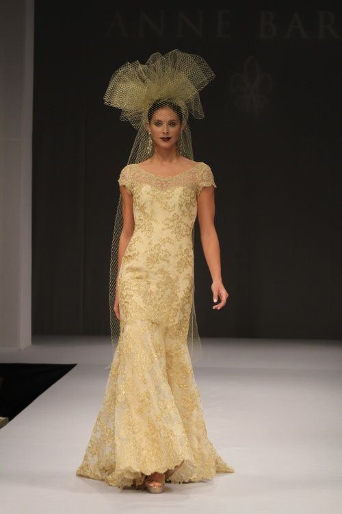 Gold dresses are a trend for 2012 per engagement101 for Golden dresses for a wedding