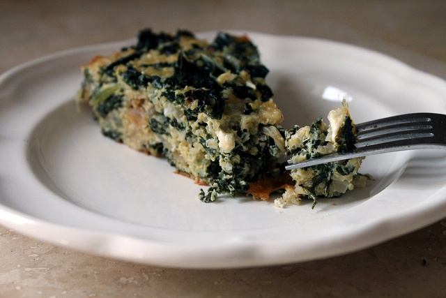 Crustless Quinoa and Kale Quiche | Must Try Recipes | Pinterest