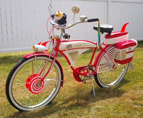 Pee wee hermans bicicleta