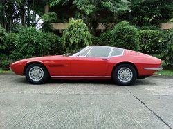 '67 Maserati Ghibli