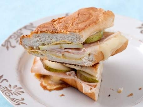 BRIE AND SMOKED TURKEY PANINI | What's for dinner | Pinterest