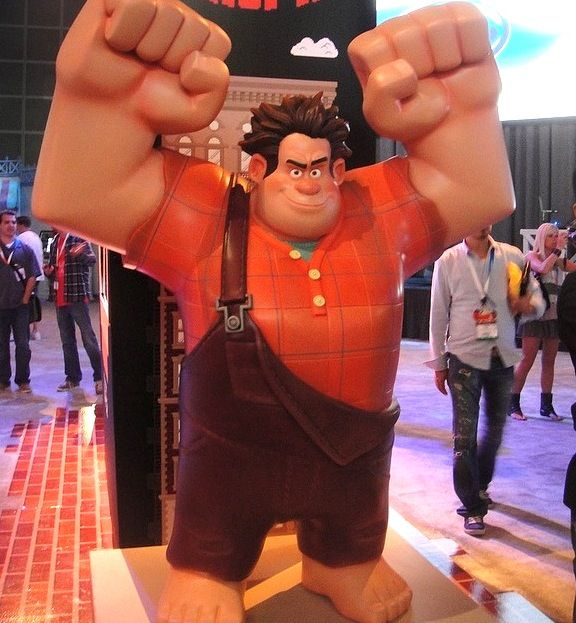 Wreck It Ralph Costume is an excellent halloween costume this year