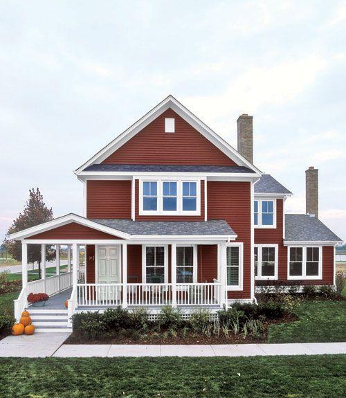 American farmhouse elevations joy studio design gallery for American farmhouse style architecture