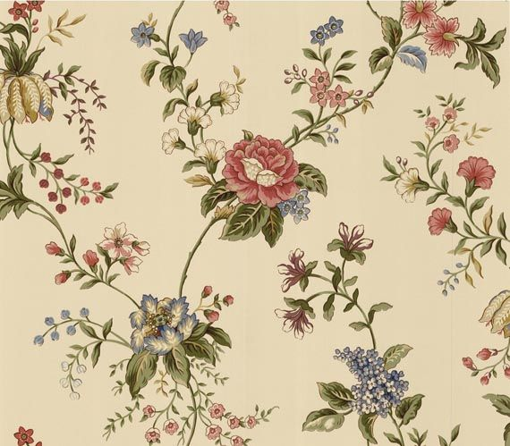 Pin by sarah gibbs on crafties pinterest for Flower wallpaper for home