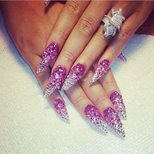 Little Mix Nail Designs