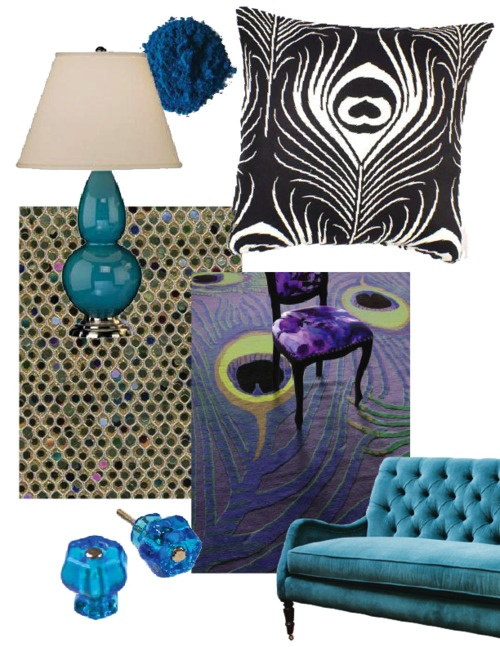 Peacock Theme For Sure In Our Living Room And Or Bedroom Peacock Living Roo