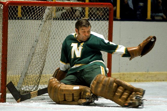 Gump Worsley Age 44 Just Generally Awesome Pinterest