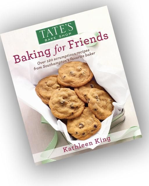 Chubby Tate Chocolate Chip Cookies from Kathleen King of Tate's Bake ...
