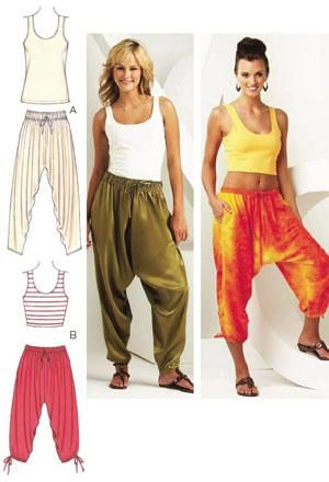 BREECHES PATTERN RIDING SEWING « PATTERNS