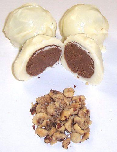 ... Chocolate Hazelnut Fudge Truffles in a 8 oz. Daisy Box (bestseller