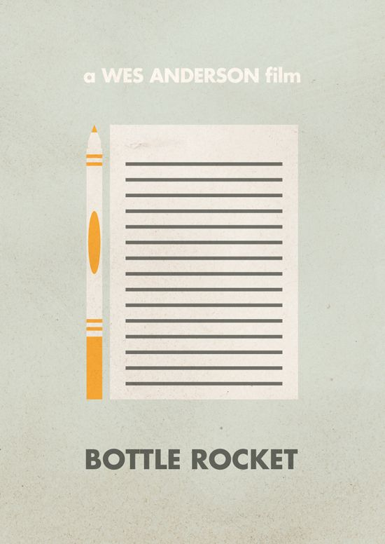 Bottle Rocket   Wes An...