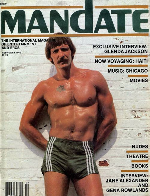 Vintage Gay Magazine 58
