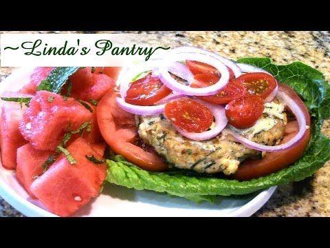 Herbed Turkey Burger Recipe — Dishmaps