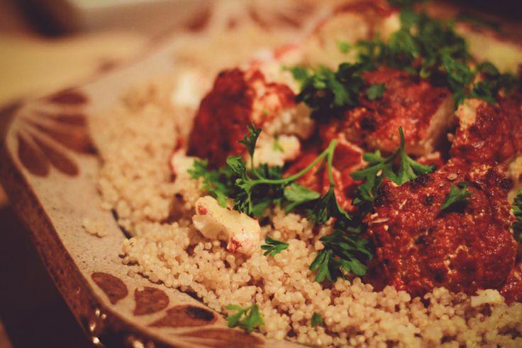Tandoori cauliflower | Eat | Pinterest