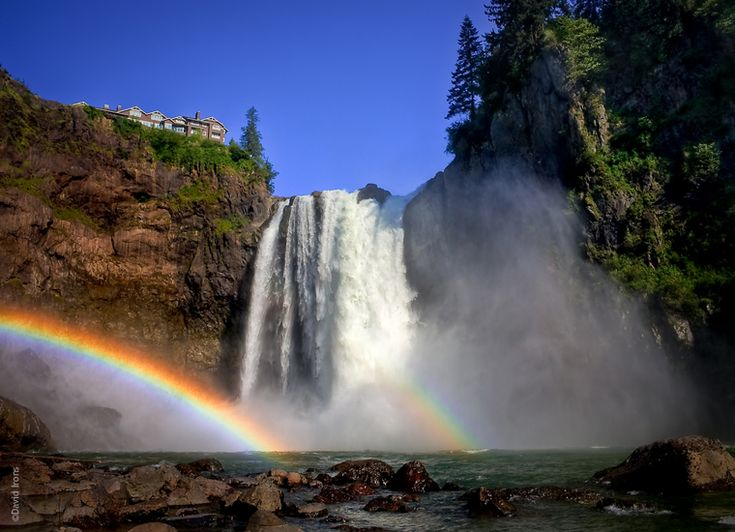 Snoqualmie Falls Tour From Seattle