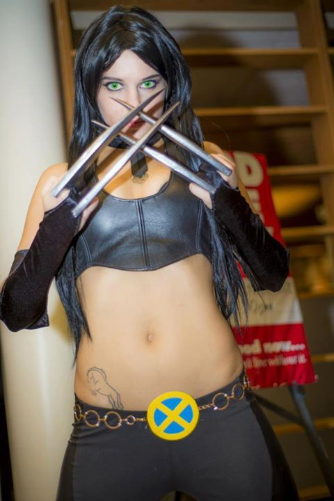 ... KO Cosplay - X-23 - X-Men (Marvel) | Cosplay Mutants: X-23 | Pint X 23 Marvel