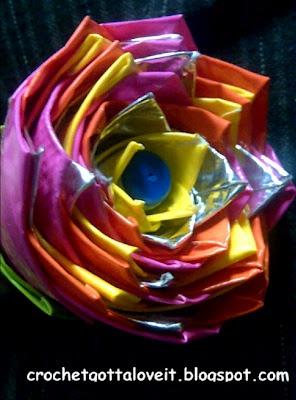 Love it blog duct tape flower pen ducktape flower pens pinterest