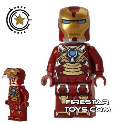 Heart-breaker armor Lego Iron Man | For Gregory | Pinterest