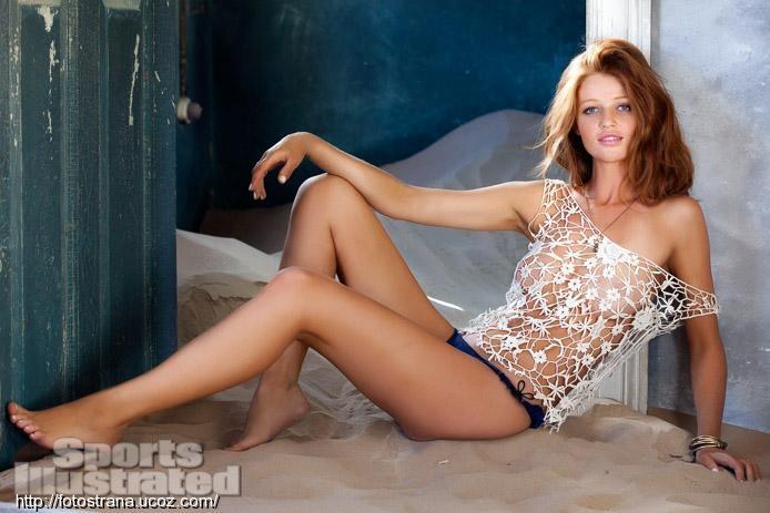 Sports_Illustrated Swimsuit - #Cintia_Dicker 2013