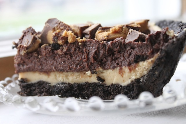 ... peanut butter cup pie almost reese s peanut butter cup pie house of