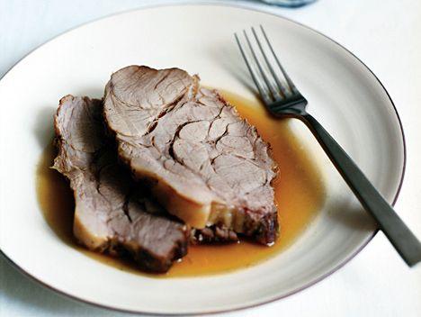 Pork Roast Braised with Milk and Fresh Herbs (Maiale al Latte ...