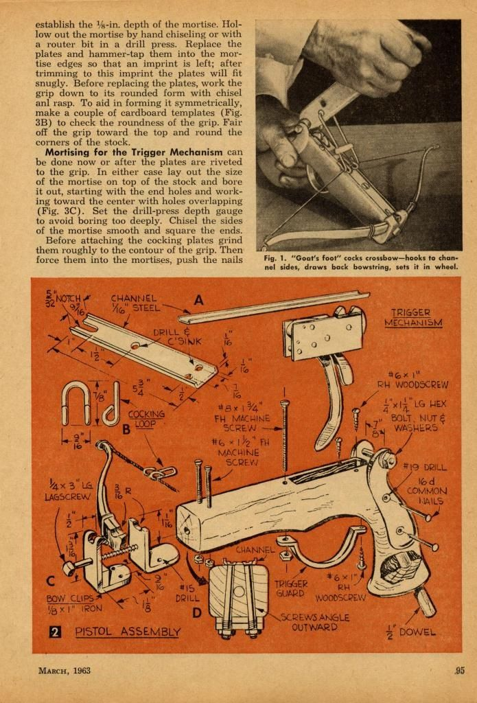 Pin by kevin gleich on diy weapons pinterest - How to make a homemade bow and arrow out of wood ...