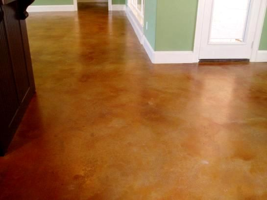 Well done acid wash concrete for the home pinterest for Acid wash concrete floors