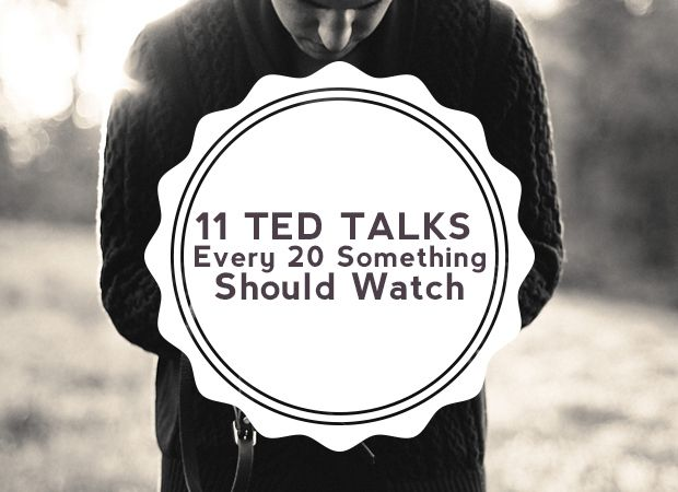 The 20 Best TED Talks