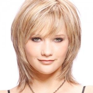 medium length hairstyles for thin hair 2015 | medium