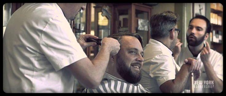 New York Barbershop Rotterdam ROTTERDAM ~ my HomeTown *** Pinter ...