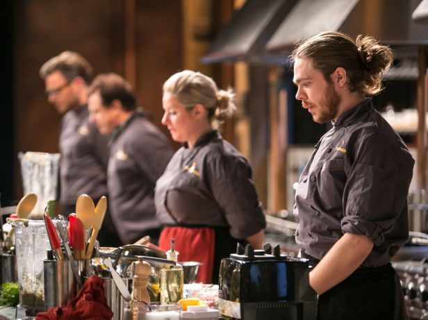 Chefs find chocolate in every basket on a new #Chopped at 10|9c.