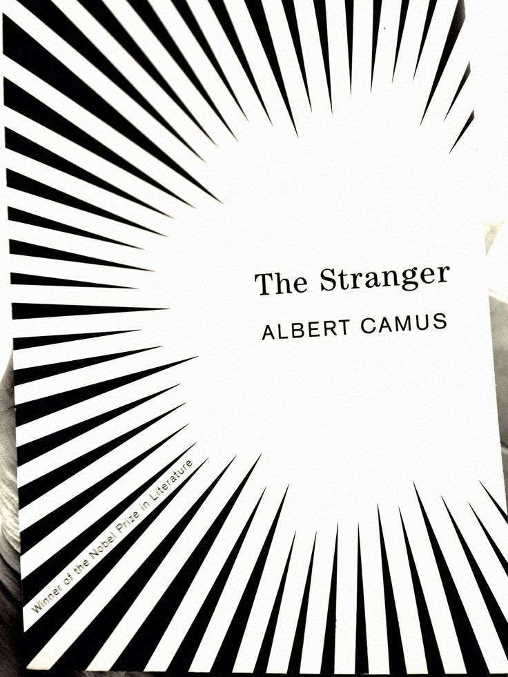 albert camus the stranger 2 essay Free essay: albert camus' the stranger what if the past has no meaning and the only point in time of our life that really matters is that point which is.