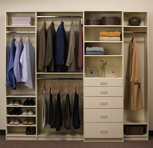 Reach In Closet Closet Ideas Because Mine Keeps Falling Apart Pi