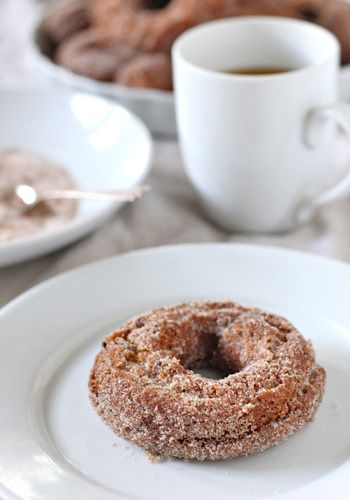 Apple Cider Doughnuts | Doughnuts & Pastries | Pinterest