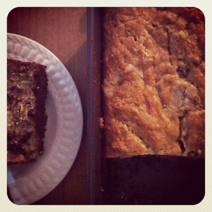 Mommom's Chocolate Bourbon-Spiked Banana Bread from Joy Wilson's ...