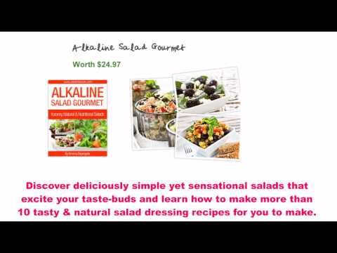 The Alkaline Diet - Additional August Bonus Giveaways For Affiliates!