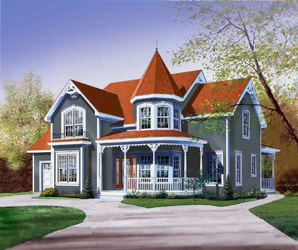 Small Victorian 3 Bed 2 5 Bath House Plans I Love