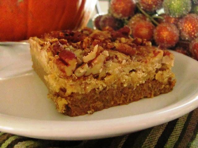 Duncan Hines Pumpkin Crunch Cake
