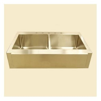 Stainless deep apron sink - yes! Kitchen Pinterest