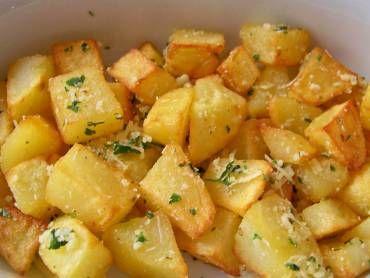 Receita de Batatas souté - Tudo Gostoso