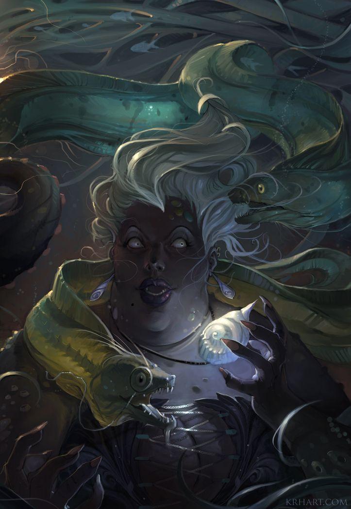 Ursula - The Little Mermaid... uh wo...