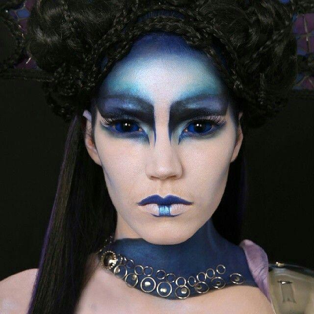 Cinema Makeup School Sfx makeup : Face Painter : Pinterest
