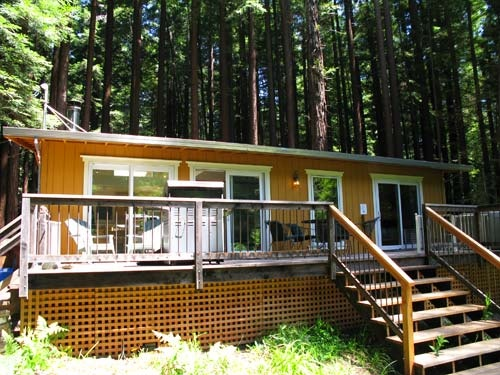 Russian river cabin for rent favorite places spaces for Russian river cabins guerneville