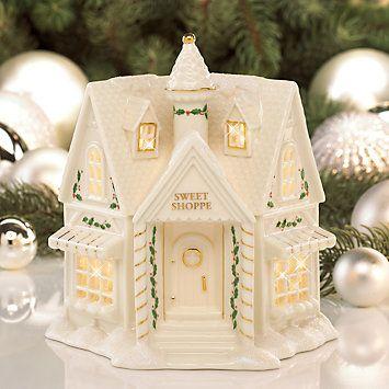 Lennox Christmas China