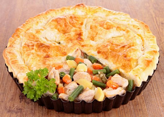 Bethenny's Lighter Chicken Pot Pie: Save Over 400 Calories!