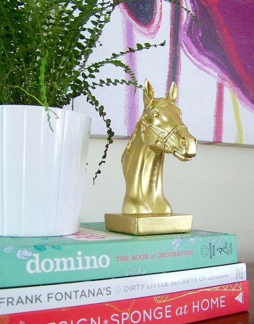DIY Gold Spray Paint Ideas