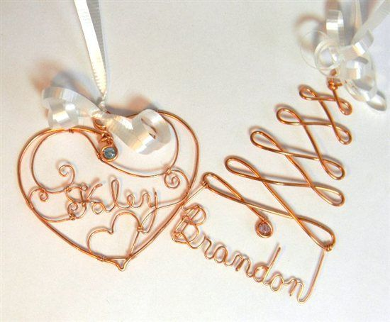 "Kat"" Wire name pendant - Media - Jewelry Making Daily"