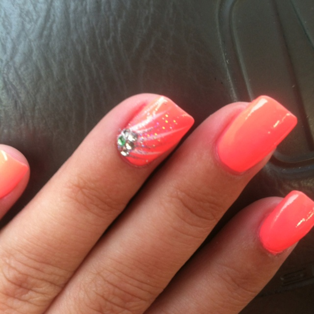 My nails this week! :-)