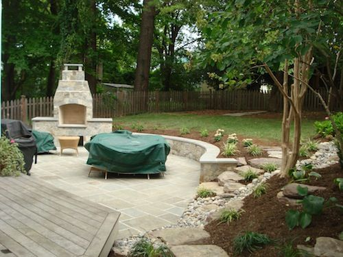 Backyard patio ideas for small spaces
