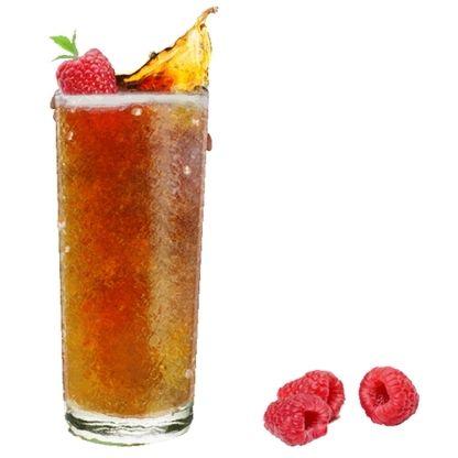 Raspberry Long Island Ice Tea | Cocktails & Drinks | Pinterest